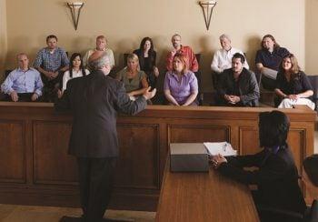 Jury Service - What chance?