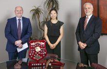2020 Law Bursary Winner